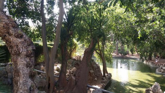 Il giardino di Villa Niscemi